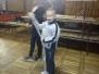 Vježba mladeži za natjecanje