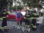 Vježba vatrogasaca operativaca za natjecanje